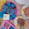 Letný tábor v Purpur ateliéri - výroba mydielok